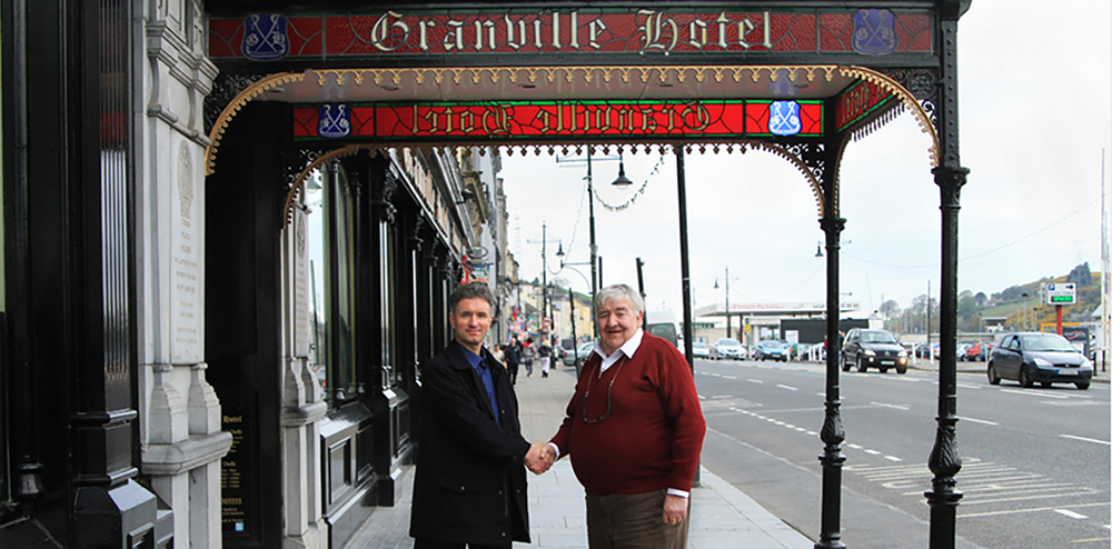 The Granville Hotel Document