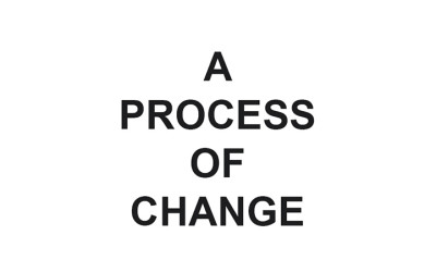 A Process of Change