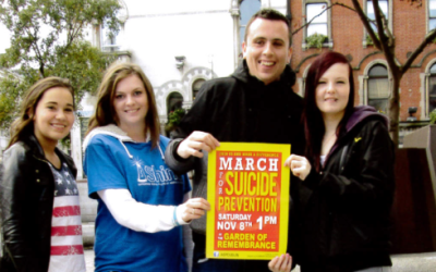 Action for Suicide Prevention Dublin